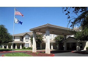 Visalia assisted living facility Prestige Assisted Living at Visalia