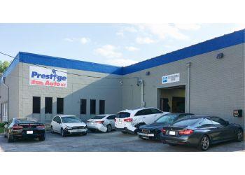 Kansas City auto body shop Prestige Auto KC