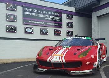 Milwaukee auto body shop Prestige Auto works