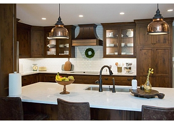 Richmond custom cabinet Prestige Cabinets