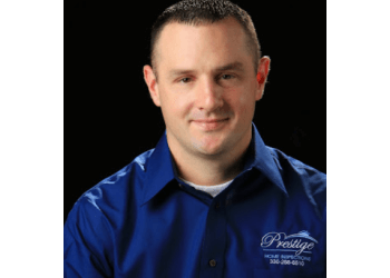 Akron home inspection Prestige Home Inspections