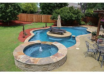 Frisco pool service Prestige Pool and Patio