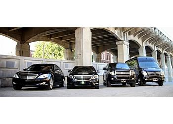 Overland Park limo service Prestige Transportation