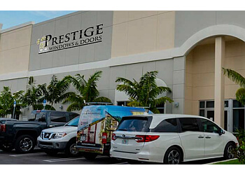 Miami window company Prestige Windows & Doors