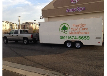 West Valley City lawn care service Prestige Yard Care Inc