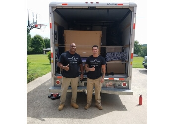 Clarksville moving company Prestigious Moving Services