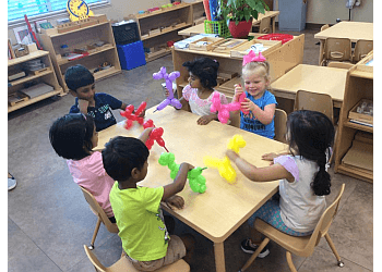 Plano preschool Preston Creek Montessori