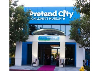 Irvine places to see Pretend City Children's Museum