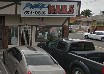 Inglewood nail salon Pretty Nails