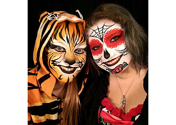 Cleveland face painting Pretty Wild Body Art