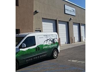 Albuquerque pest control company Preventive Pest Control