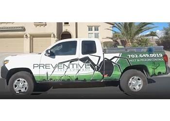 Las Vegas pest control company Preventive Pest Control