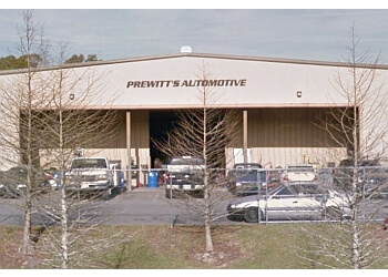 Savannah car repair shop Prewitts Automotive