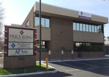 Phoenix accounting firm Price Kong