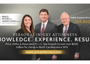 Charlotte medical malpractice lawyer Price Petho & Associates P.L.L.C.
