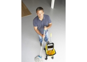 San Jose commercial cleaning service Pride Building Maintenance