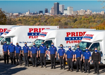 Rochester plumber Pride Plumbing Services, Inc.
