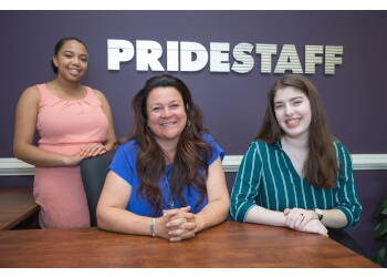 Richmond staffing agency PrideStaff
