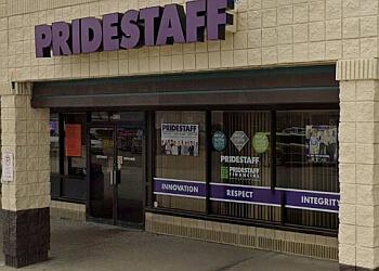 Akron staffing agency PrideStaff Akron