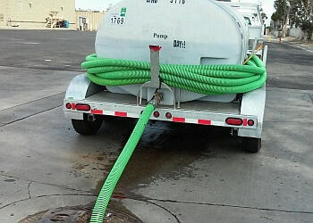 Los Angeles septic tank service Prieto Engineering Construction, Inc.