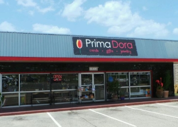 Austin gift shop Prima Dora