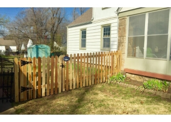 Overland Park fencing contractor Prime Fence & Deck Company