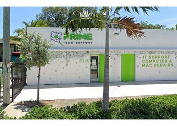 Miami computer repair Prime Tech Support