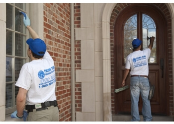 Chicago window cleaner Prime Time Window Cleaning, Inc.
