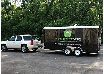 Memphis moving company Primetime Movers