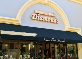 Huntington Beach jewelry Princess Bride Diamonds