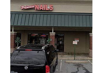 Columbus nail salon Princess Nails