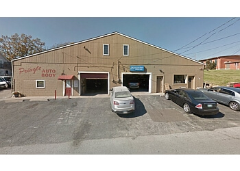 Kansas City auto body shop Pringle Auto Body & Sales, Inc.