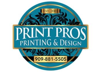 San Bernardino printing service Print Pros