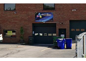 Rochester printing service PrintRoc