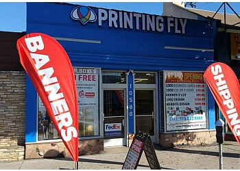 Los Angeles printing service Printing Fly