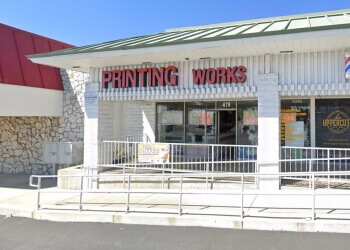 Pomona printing service Printing Works, Inc.