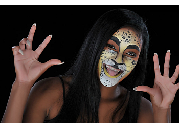 New Orleans face painting Priority Arts