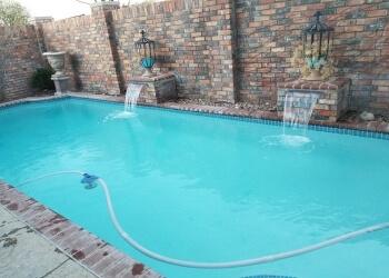 Amarillo pool service Priority Pool Service