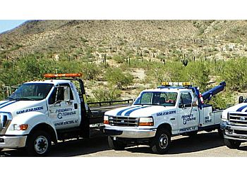 Chandler towing company PRIORITY TOWING SERVICE