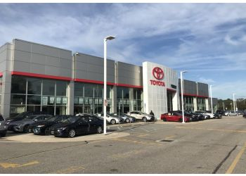 Chesapeake car dealership PRIORITY TOYOTA
