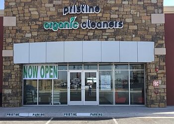 Midland dry cleaner Pristine Organic Cleaners