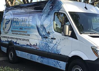 Irvine plumber Pristine Plumbing, Inc.