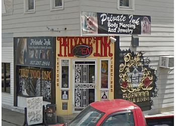 Dayton tattoo shop Private Ink Tattoo Studio