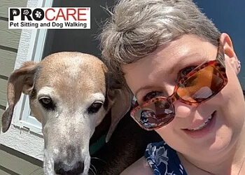 Colorado Springs dog walker ProCare Home and Pet Services, LLC