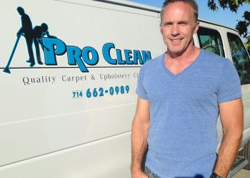 Costa Mesa carpet cleaner Pro Clean
