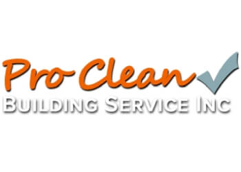 Fort Wayne commercial cleaning service Pro Clean Building Services, Inc.