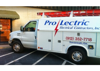 Savannah electrician ProLectric Electrical Contractors, Inc.
