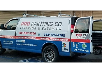 Los Angeles painter Pro Painting