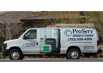 North Las Vegas plumber ProServ