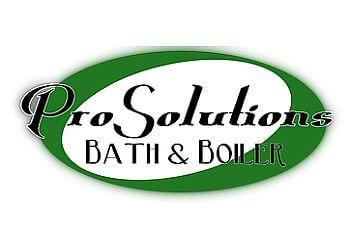 Boston plumber ProSolutions Bath & Boiler